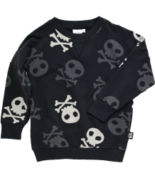 Little Man Happy DANGER Loose Sweater Little Man Happy DANGER Loose Sweater