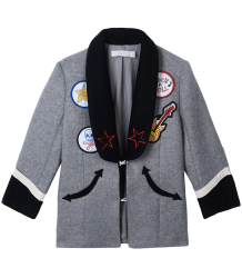 Stella McCartney Kids Graig Longer Lee Jacket Stella McCartney Kids Graig Lee Jacket