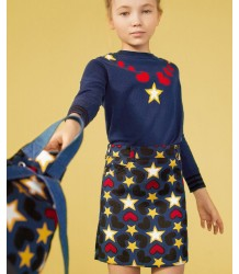 Stella McCartney Kids Deanna Tapestry Skirt STARS Stella McCartney Kids Deanna Tapestry Skirt STARS