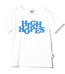 Sometime Soon Optimist S/S T-shirt HIGH HOPES Sometime Soon Optimist S/S T-shirt HIGH HOPES