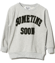 Sometime Soon College Crewneck SOON Sometime Soon College Crewneck SOON