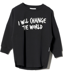 Sometime Soon Change Crewneck THE WORLD Sometime Soon Change Crewneck THE WORLD