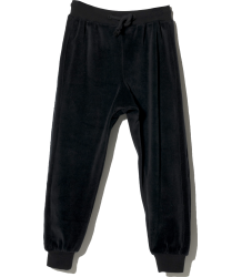 Sometime Soon Laurits Velvet Sweatpants Sometime Soon Laurits Sweatpants velvet black