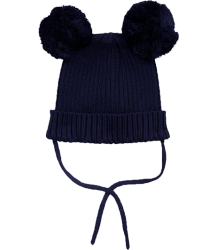 Mini Rodini Ear Hat Mini Rodini Ear Hat  navy