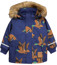Mini Rodini K2 DUCKS Parka Mini Rodini K2 DUCKS Parka