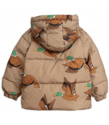 Mini Rodini DUCKS Puffer Jacket Mini Rodini K2 DUCKS Parka