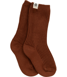 Mini Rodini Wool Sock Mini Rodini Wool Sock brown