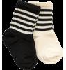 Mini Rodini Stripe Sock 2-pack Mini Rodini Stripe Sock 2-pack