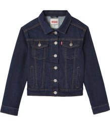 Levi's Kids Girls Trucker Jacket Bonifac Levi's Kids Girls Trucker Jacket Bonifac