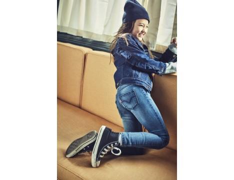 Levi's Kids Girls Trucker Jacket Bonifac