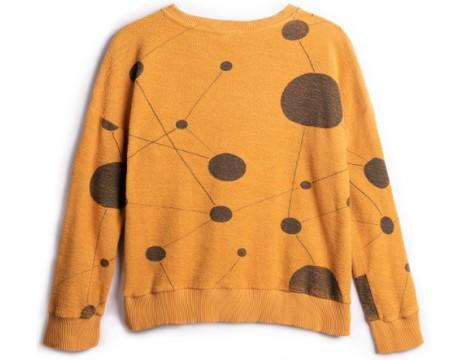 Barn of Monkeys Printed Sweatshirt ATOMS