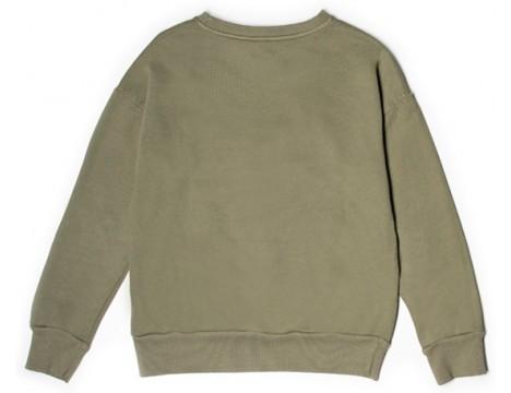 Barn of Monkeys Printed Sweatshirt MAGNETIC