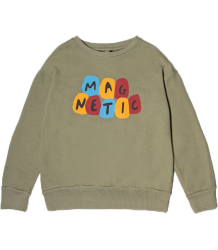 Barn of Monkeys Printed Sweatshirt MAGNETIC Barn of Monkeys Printed Sweatshirt MAGNETIC
