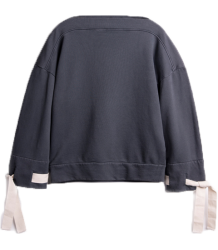 Barn of Monkeys Sweatshirt w/BOAT NECKLINE Barn of Monkeys Sweatshirt w/BOAT NECKLINE