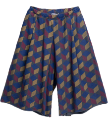 Barn of Monkeys Pleated Skirt Shorts CUBES Barn of Monkeys Pleated Skirt Shorts CUBES