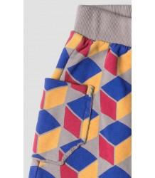 CUBES Baby Trousers w/Pockets Barn of Monkeys CUBES Baby Trousers w/Pockets