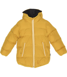 GoSoaky Brother Bear Unisex Puffer Coat Gosoaky Brother Bear Unisex Puffer Coat yellow