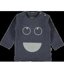 Kidscase Sam Organic Print T-shirt Kidscase Sam Organic Print T-shirt blue