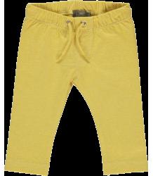 Kidscase Sam Organic Baby Pants Kidscase Sam Organic Baby Pants yellow