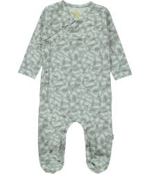 Kidscase Snoop Organic NB Footed Suit Kidscase Snoop Organic NB Footed Suit
