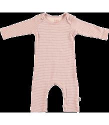 Kidscase Pierre Organic NB Suit Kidscase Pierre Organic NB Suit pink