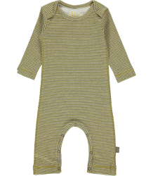 Kidscase Pierre Organic NB Suit Kidscase Pierre Organic NB Suit yellow