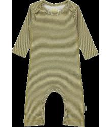 Pierre Organic NB Suit Kidscase Pierre Organic NB Suit yellow