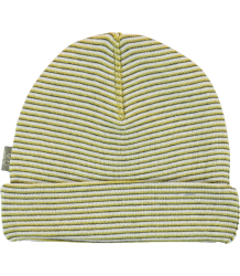 Kidscase Pierre Organic NB Hat Kidscase Pierre Organic NB Hat yellow