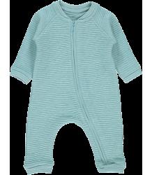 Kidscase Luna Organic NB Suit Kidscase Luna Organic NB Suit blue