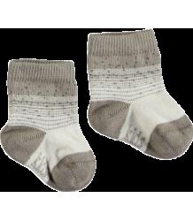 Kidscase NB Organic Socks Kidscase NB Organic Winter Socks grey