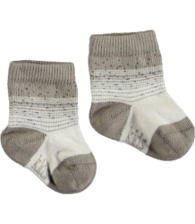 Kidscase NB Organic Winter Socks Kidscase NB Organic Winter Socks grey