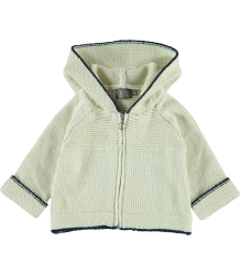 Kidscase Jules Hooded Cardigan Kidscase Jules Hooded Cardigan off-white