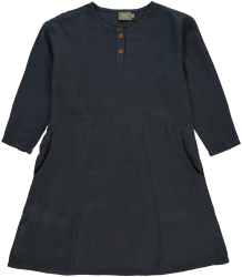 Kidscase Rachel Dress Kidscase Rachel Dress dark blue