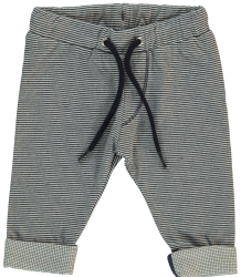 Kidscase Kay Organic Pants Kidscase Kay Organic Pants dark blue stripes