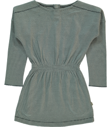 Kidscase Kay Organic Dress Kidscase Kay Organic Dress dark green
