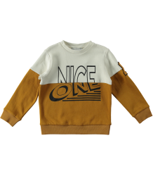 Stella McCartney Kids Biz Sweater NICE ONE Stella McCartney Kids Biz Sweater NICE ONE
