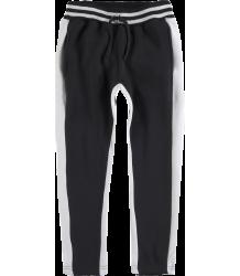 Yporqué BICOLOR Pants Yporque BICOLOR Pants black
