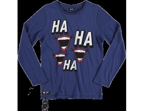 Yporqué Laugh Tee (SOUND)