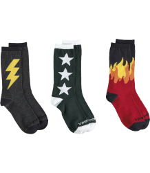 Yporqué FANTASY Socks (pack of 3) Yporque FANTASY Socks