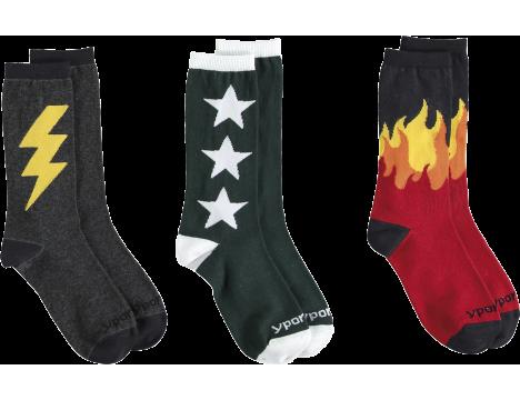 Yporqué FANTASY Socks (pack of 3)