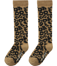 Maed for Mini LEOPARD Knee Socks Maed for Mini LEOPARD Knee Socks