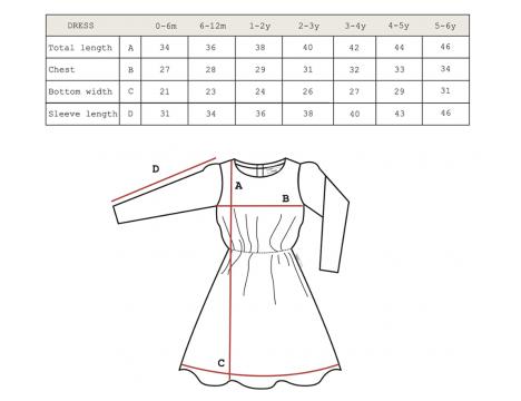 Maed for Mini GOOD GILA Dress Long