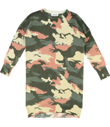 Zadig & Voltaire Kids Harla Knitted Dress CAMOUFLAGE Zadig & Voltaire Kids Knitted Dress CAMOUFLAGE