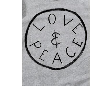Munster Kids LOVE PEACE Sweatshirt