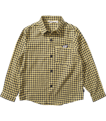 Munster Kids FLANNO Shirt Munster Kids FLANNO Shirt yellow