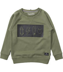 Munster Kids ICON HD Sweatshirt Munster Kids ICON HD Sweatshirt sage