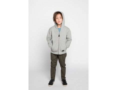 Munster Kids TIMES LIKE THIS Hooded Cardigan