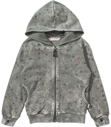 Munster Kids STAR LUXE Sweat Jacket Munster Kids STAR LUXE Sweat Jacket