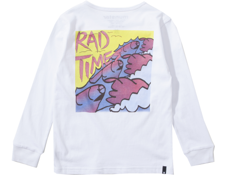 Munster Kids RAD TIMES Tee