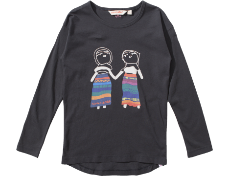 Munster Kids HOLD HANDS Tee